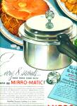 Mirro, the finest aluminum ad 1947