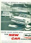 Click here to enlarge image and see more about item Z7427: Mobil Gasoline ad 1959