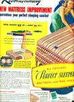 1947 SERTA Mattress AD Perfect Sleeper