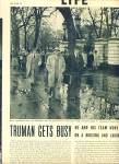 1948 Harry Truman President at WORK 5pg STORY