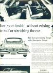 Plymouth automobile for 1960 ads