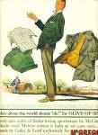 Click here to enlarge image and see more about item Z7812: 1960 McGregor mens clothes ad COOL ART SIP