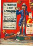 Four Roses Antique Whiskey AD 1975 FIREMAN
