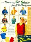 1950 Brentwood Sweater AD MEN's Clothing