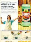 Click here to enlarge image and see more about item Z7944: Comet cleanser - Josephine the lady plumber