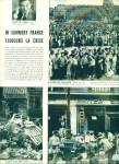 Click to view larger image of Strikes sweep France Expose story - 1953 (Image2)
