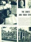 The Chiefs and their Tepees - Washington D.C.