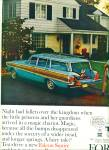 1963 Ford Falcon Station Wagon CAR AD
