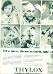 1956 Thylox Medicated Shampoo AD