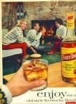 1961 Early Times Bourbon AD