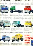 Click to view larger image of Ford Trucks for 1961 (Image2)