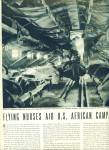 1943 US FLIGHT NURSES African Campaign Story
