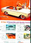 Click here to enlarge image and see more about item Z8318: Rambler ad   1961