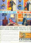 Fedders air conditioner ad 1961