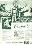 Employers Mutuals of Wausau ad 1961