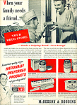 McKesson & Robbins incorporated ad 1951