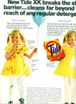 Click here to enlarge image and see more about item Z8369: Tide detergent ad 1968
