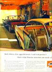 Click here to enlarge image and see more about item Z8401: 1961 - Pontiac Bonneville sports coupe ad