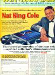 Click here to enlarge image and see more about item Z8508: 1968 -  NAT KING COLE  albums ad