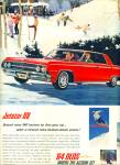 Click here to enlarge image and see more about item Z8544: 1964 -  Oldsmobile Jet star 88 ad