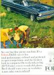 1964 - Ford Falcon automobile ad