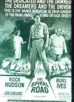 Click here to enlarge image and see more about item Z8547: 1962 -  Movie:  The Spiral Road - ROCK HUDSON