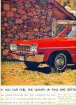 Click here to enlarge image and see more about item Z8565: 1964 -  Chevrolet Impala convertible ad