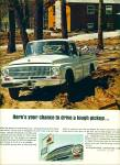 1966 - International harvester pickup truck