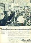 Click here to enlarge image and see more about item Z8698: 1946 Pullman Standard streamliners ad TRAIN