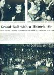 1957 -  Grand Ball with a historic air story