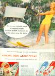 Click here to enlarge image and see more about item Z8868: 1957 -  New Alcoa wrap ad
