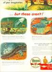 Click here to enlarge image and see more about item Z8951: 1946 - Veedol Motor oil ad