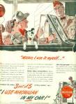 1946 - MacMillan oil ad
