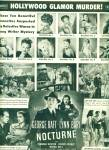 Click here to enlarge image and see more about item Z9002:  Movie:  NOCTURNE -  GEORGE RAFT