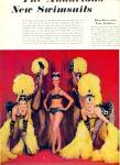 1965 LAS VEGAS SHOWGIRLS MODEL SWIMSUITS 10PG