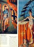 Click to view larger image of 1965 LAS VEGAS SHOWGIRLS MODEL SWIMSUITS 10PG (Image4)