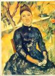 Click to view larger image of 1952 -  CEZANNE - Famous Painter story (Image2)