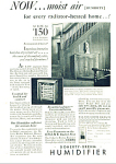 Click here to enlarge image and see more about item Z9201: 1930 - Doherty-Brehm Humidifier ad