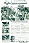 Click here to enlarge image and see more about item Z9453: 1949 - Polaroid land camera ad
