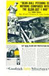 Click here to enlarge image and see more about item Z9458: 1935 Goodrich Tire Ad ~ Frank Frisch St Louis Cardinals