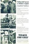 1935 - Texaco Fire chief gasoline ad
