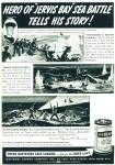 1941 - Eveready batteries ad