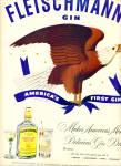 1951 -  Fleischmann's gin ad
