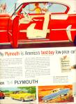 1954  - Plymouth new for 1954 ad