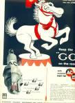 1955 -  AC spark plugs ad