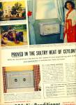 1955 -  RCA air conditioner ad