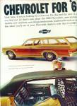 1965 -  Chevrolet for 1966 ad