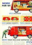 1964 -  Ford Econoline for 1964
