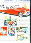 1955 -  Studebaker auto for 1955 ad