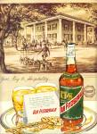 Click here to enlarge image and see more about item Z9914: 1955 -  Old Fitzgerald Kentucky whiskey ad